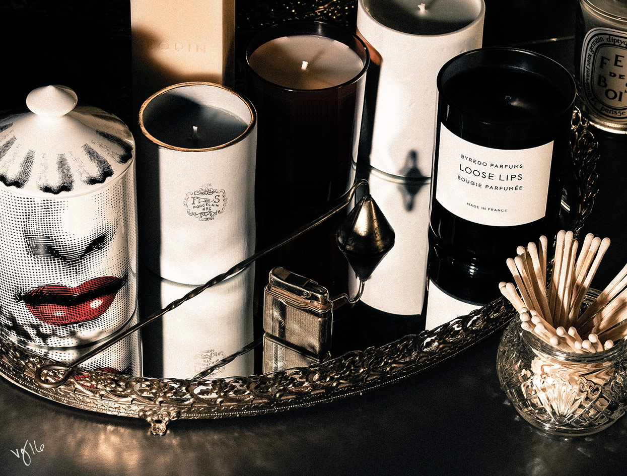 A Candle for Every Occasion | The Violet Files