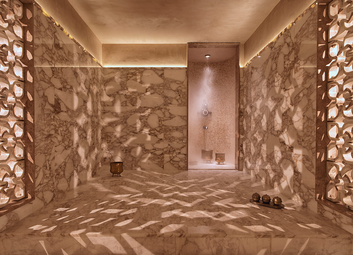 The Moroccan Hammam | Harrods, London | The Violet Files | @violetgrey