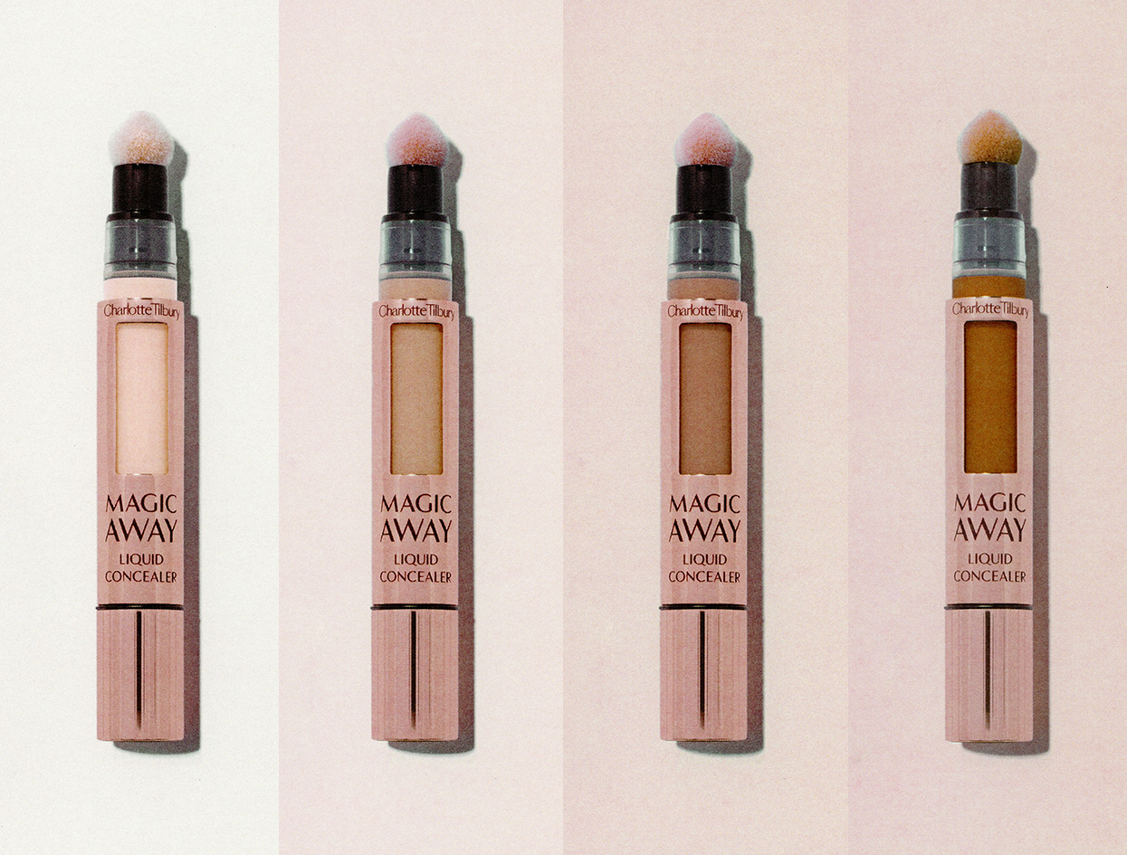THE TRANSFORMATIVE POWER OF CONCEALER | THE VIOLET FILES