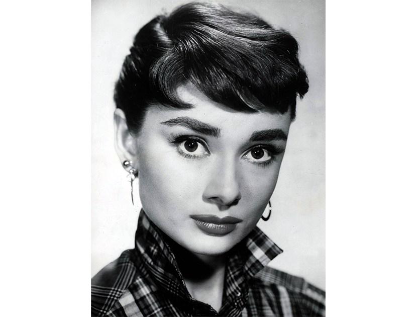 Hair So Good It Should Be Insured: #AudreyHepburn     #VioletGrey, The Industry's Beauty Edit