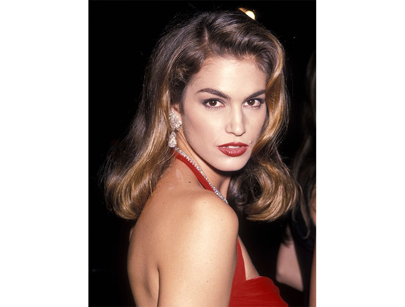 Hair So Good It Should Be Insured: #CindyCrawford     #VioletGrey, The Industry's Beauty Edit