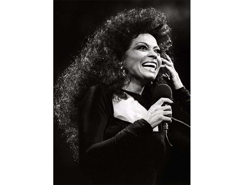 Hair So Good It Should Be Insured: #DianaRoss     #VioletGrey, The Industry's Beauty Edit