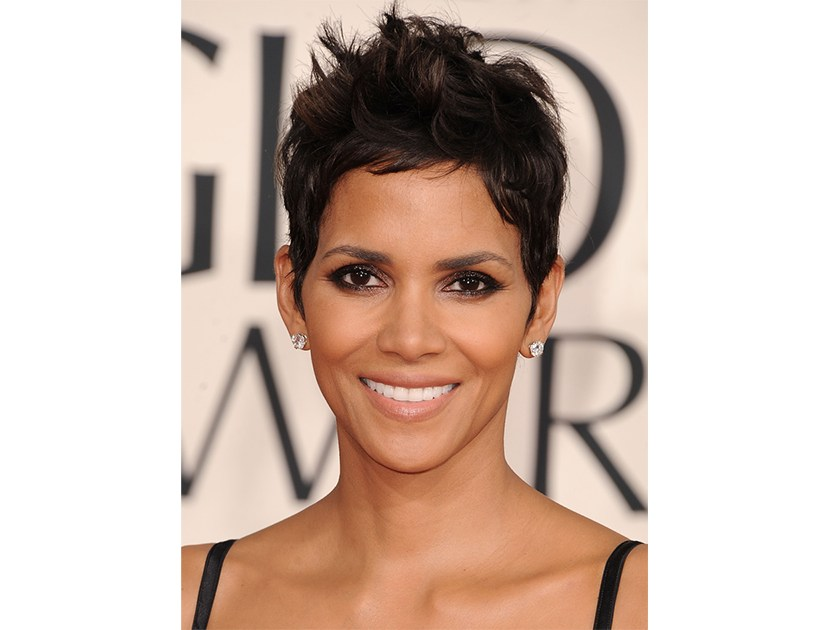 Hair So Good It Should Be Insured: #HalleBerry     #VioletGrey, The Industry's Beauty Edit