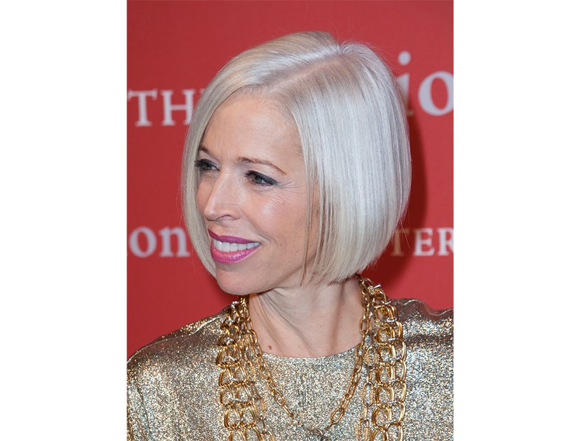 Hair So Good It Should Be Insured: #LindaFargo     #VioletGrey, The Industry's Beauty Edit