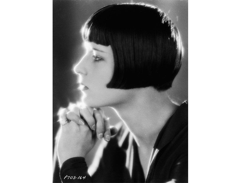 Hair So Good It Should Be Insured: #LouiseBrooks     #VioletGrey, The Industry's Beauty Edit
