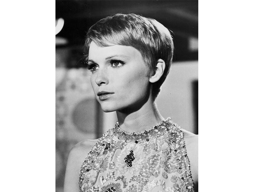 Hair So Good It Should Be Insured: #MiaFarrow     #VioletGrey, The Industry's Beauty Edit
