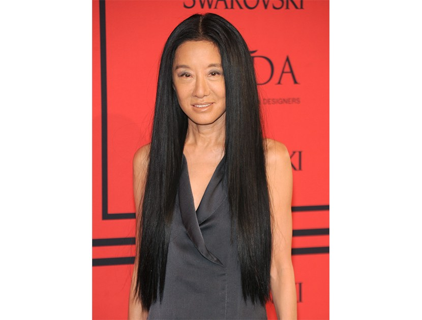 Hair So Good It Should Be Insured: #VeraWang     #VioletGrey, The Industry's Beauty Edit