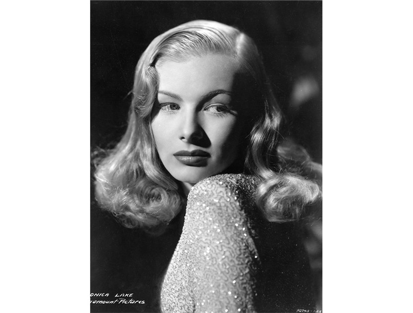Hair So Good It Should Be Insured: #VeronicaLake     #VioletGrey, The Industry's Beauty Edit
