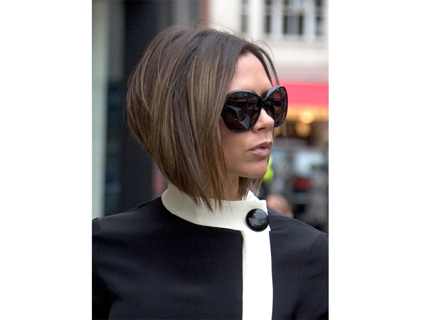 Hair So Good It Should Be Insured: #VictoriaBeckham     #VioletGrey, The Industry's Beauty Edit