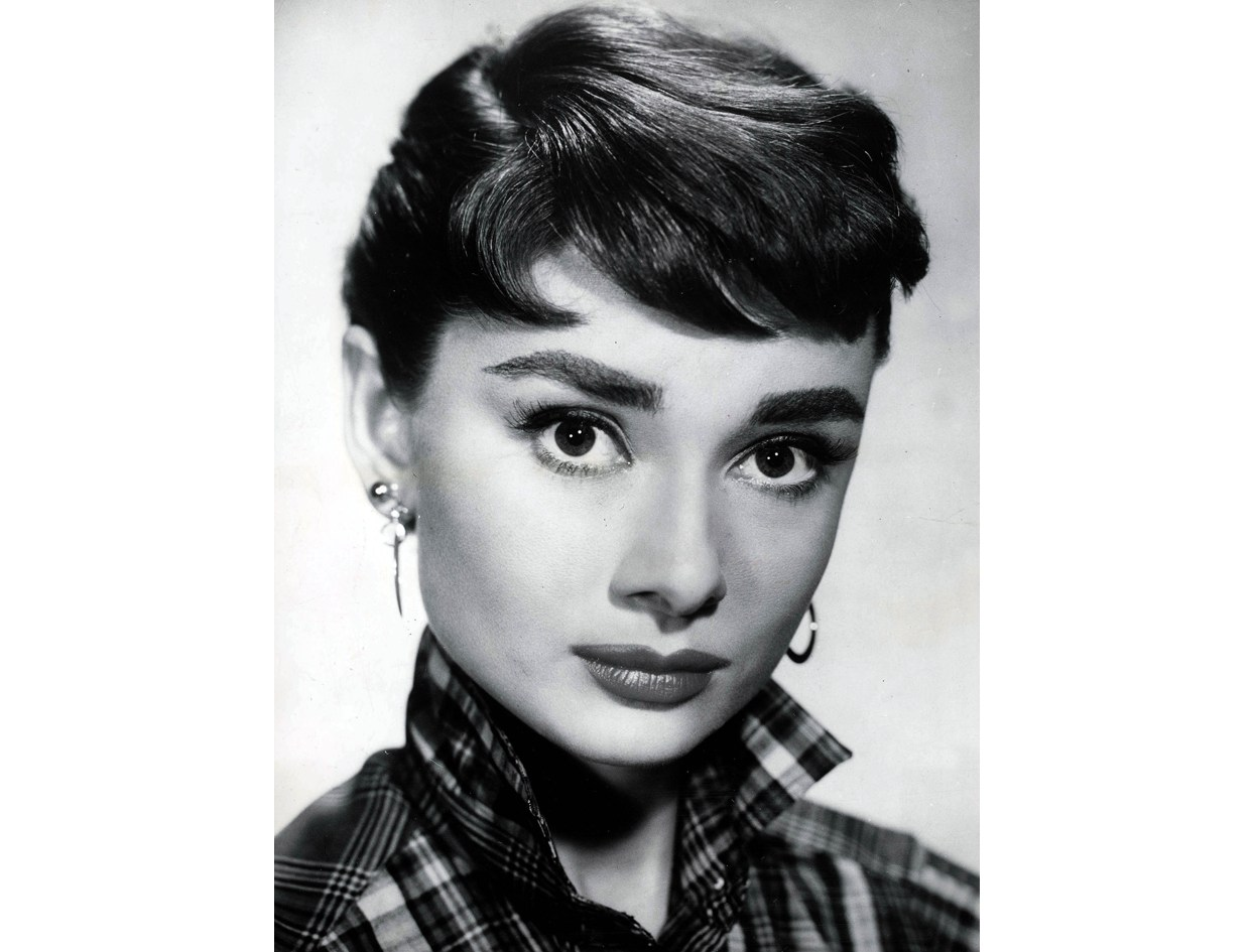 Hair So Good It Should Be Insured: #AudreyHepburn  |  #VioletGrey, The Industry's Beauty Edit