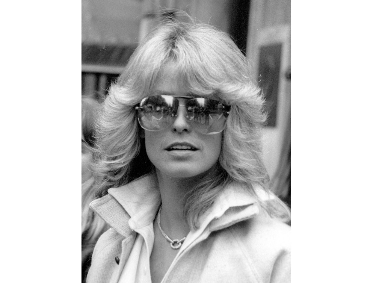 Hair So Good It Should Be Insured: #FarrahFawcett  |  #VioletGrey, The Industry's Beauty Edit