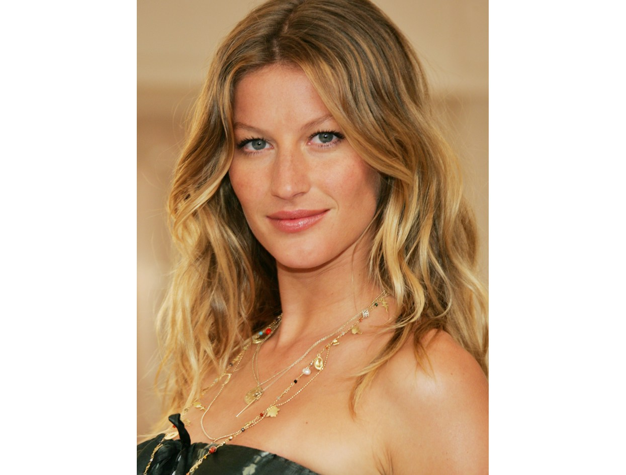 Hair So Good It Should Be Insured: #GiseleBundchen  |  #VioletGrey, The Industry's Beauty Edit