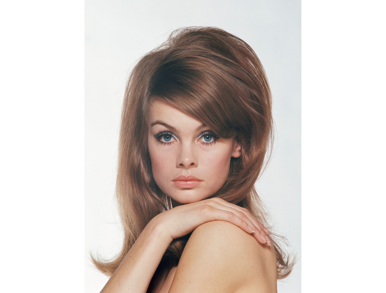 Hair So Good It Should Be Insured: #JeanShrimpton  |  #VioletGrey, The Industry's Beauty Edit