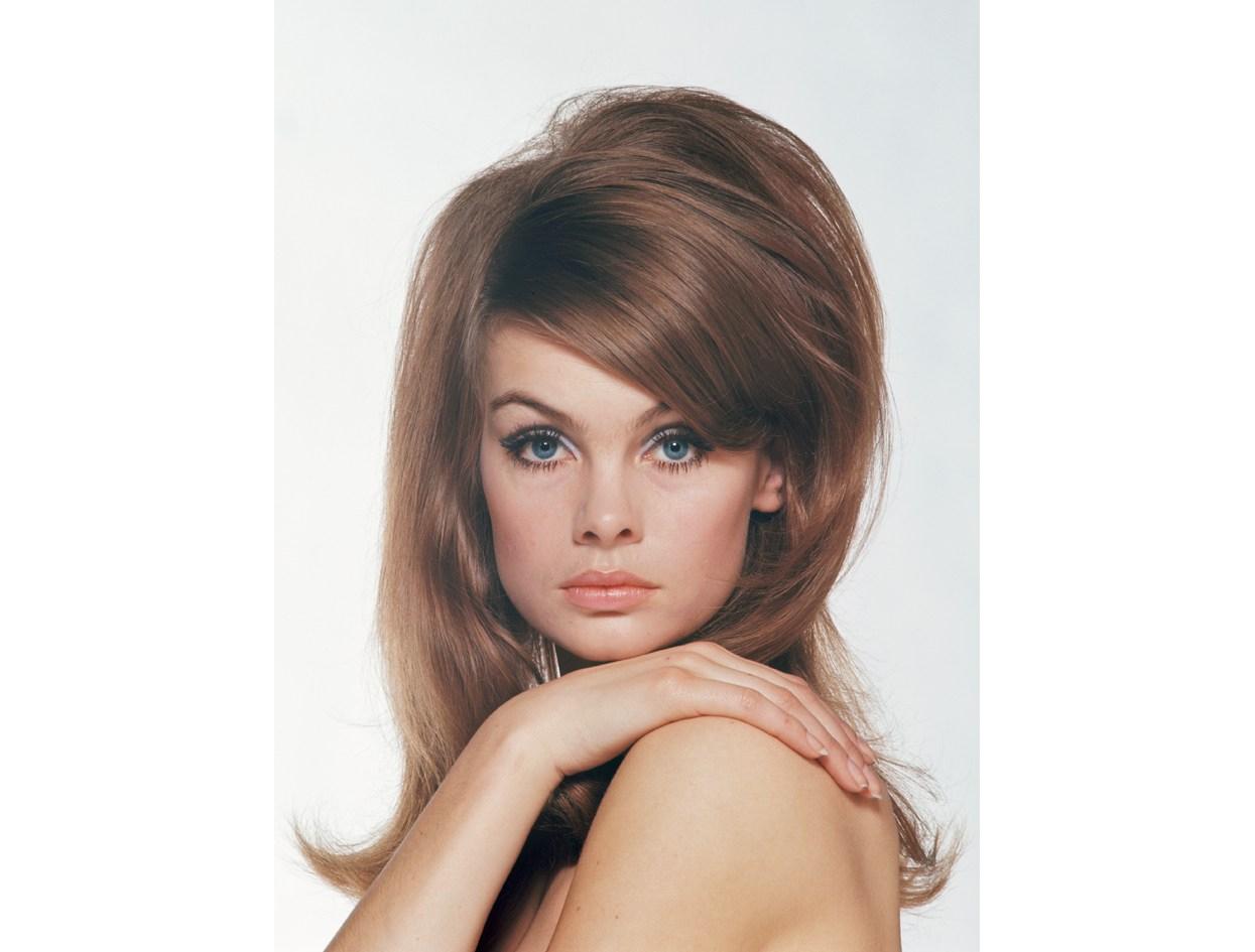 Hair So Good It Should Be Insured: #JeanShrimpton  |  #VioletGrey, The Industry's Beauty Edit