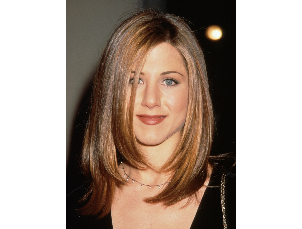 Hair So Good It Should Be Insured: #JenniferAniston  |  #VioletGrey, The Industry's Beauty Edit