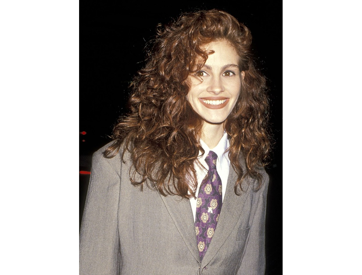 Hair So Good It Should Be Insured: #JuliaRoberts  |  #VioletGrey, The Industry's Beauty Edit
