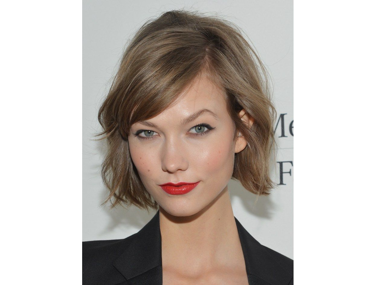 Hair So Good It Should Be Insured: #KarlieKloss  |  #VioletGrey, The Industry's Beauty Edit