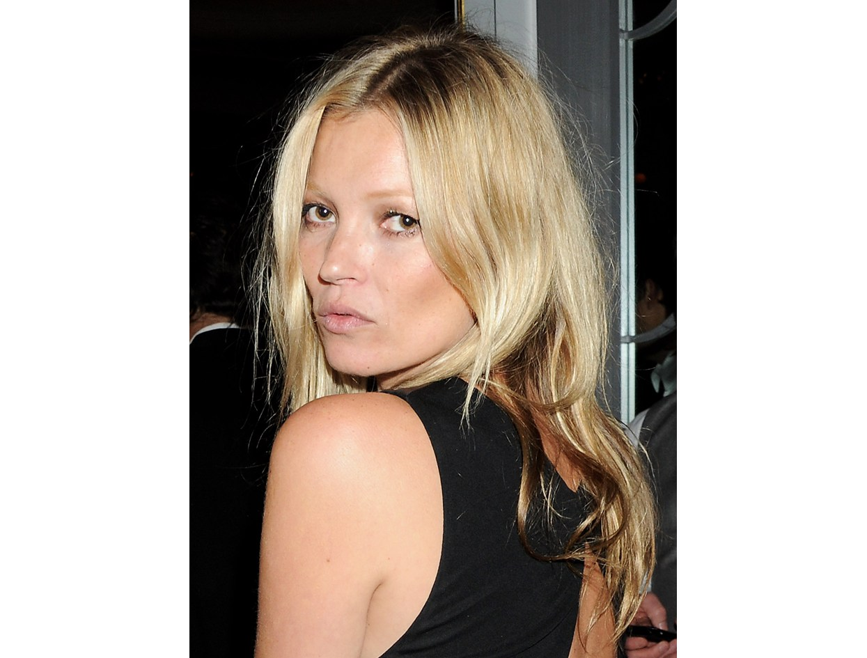 Hair So Good It Should Be Insured: #KateMoss  |  #VioletGrey, The Industry's Beauty Edit