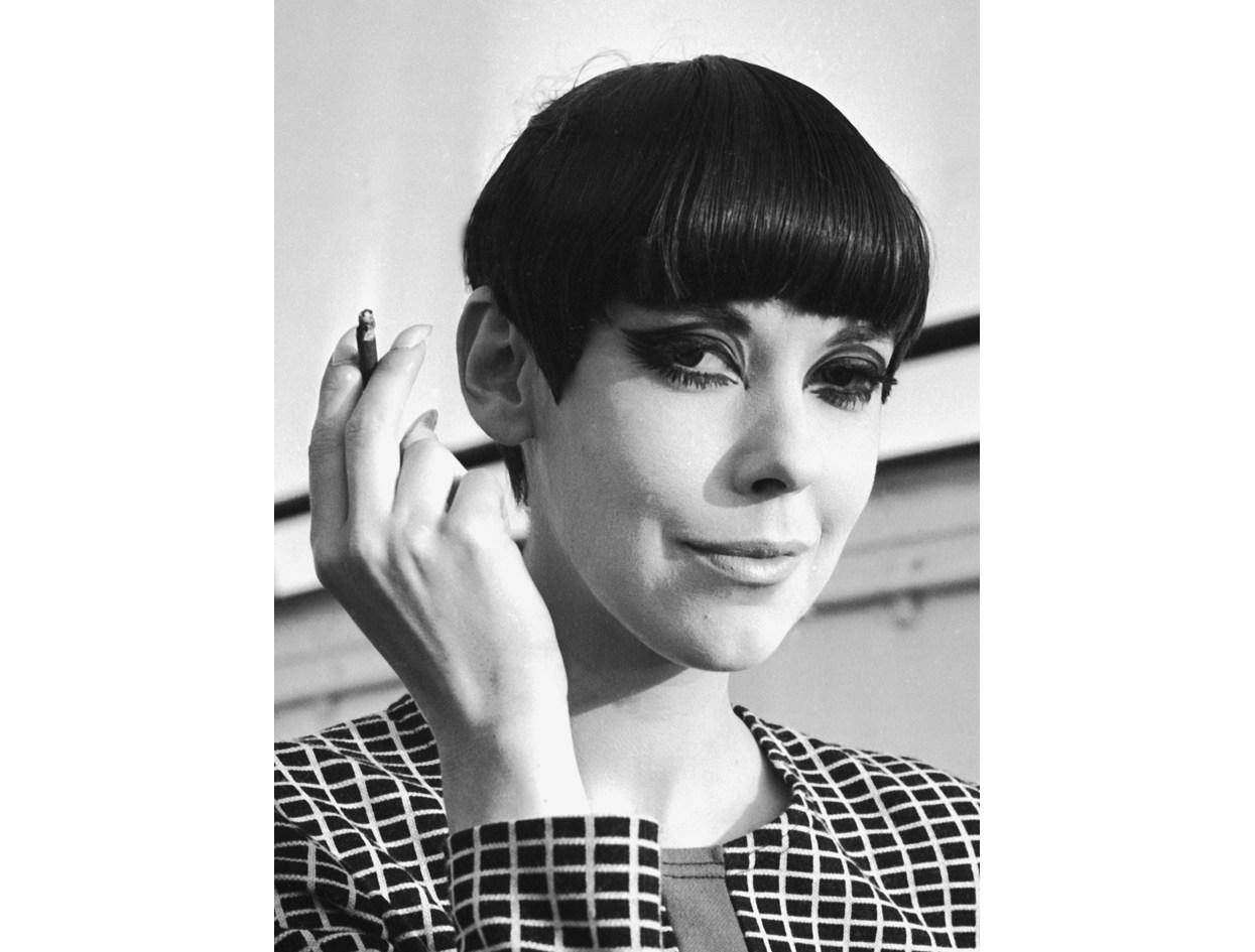 Hair So Good It Should Be Insured: #PeggyMoffitt  |  #VioletGrey, The Industry's Beauty Edit