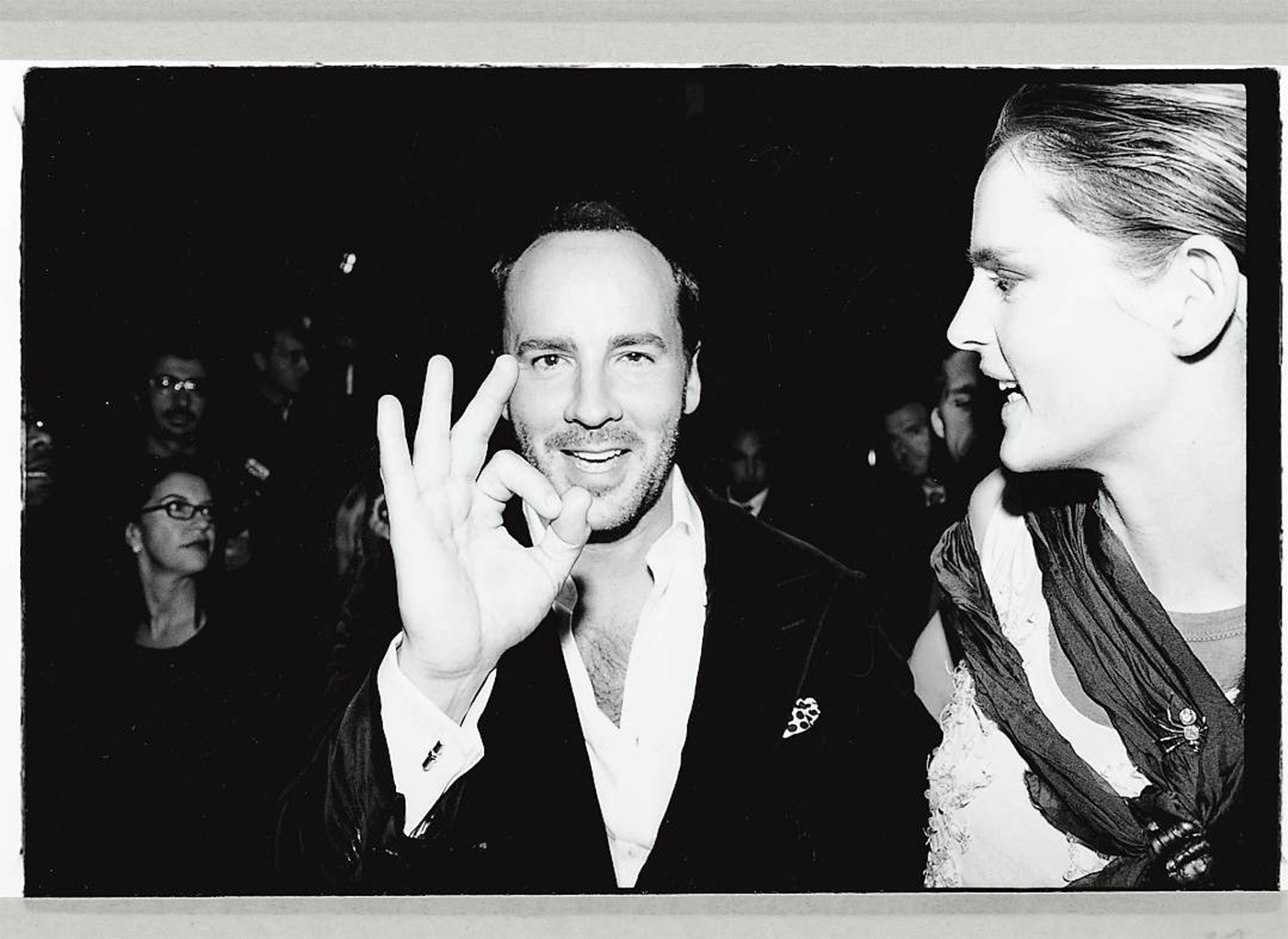 Tom Ford and Stella Tennant | The Mandates of Mr Tom Ford | The Violet Files | @violetgrey
