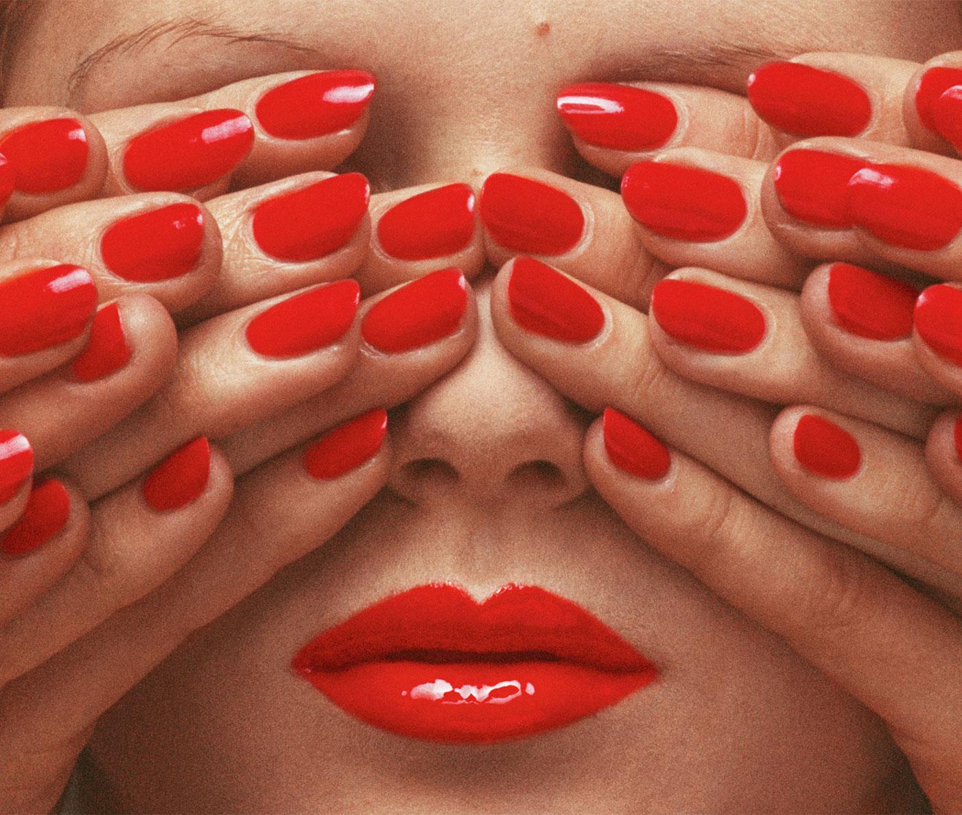 Matching Lips & Tips | THE VIOLET FILES | @violetgrey