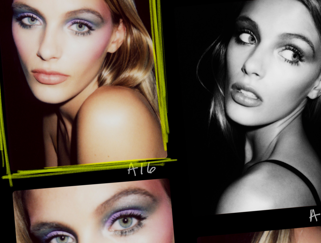 Beauty Test: Seventies Revival with Morgane Martini   The Violet Files