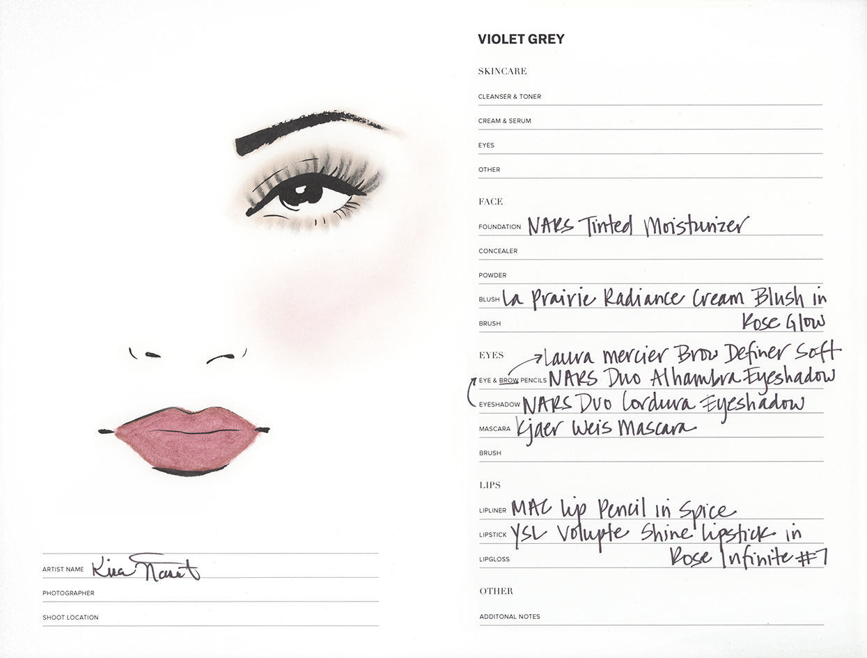 The Rosebud Lips Tutorial | Gwyneth Paltrow | The Violet Files | @violetgrey