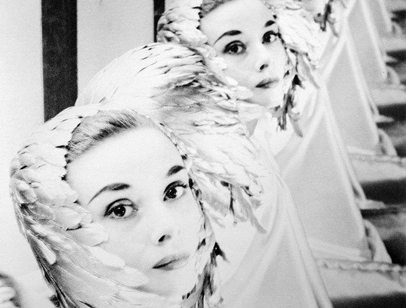 Violet Must: Audrey Hepburn, Portrait of an Icon | THE VIOLET FILES | @violetgrey