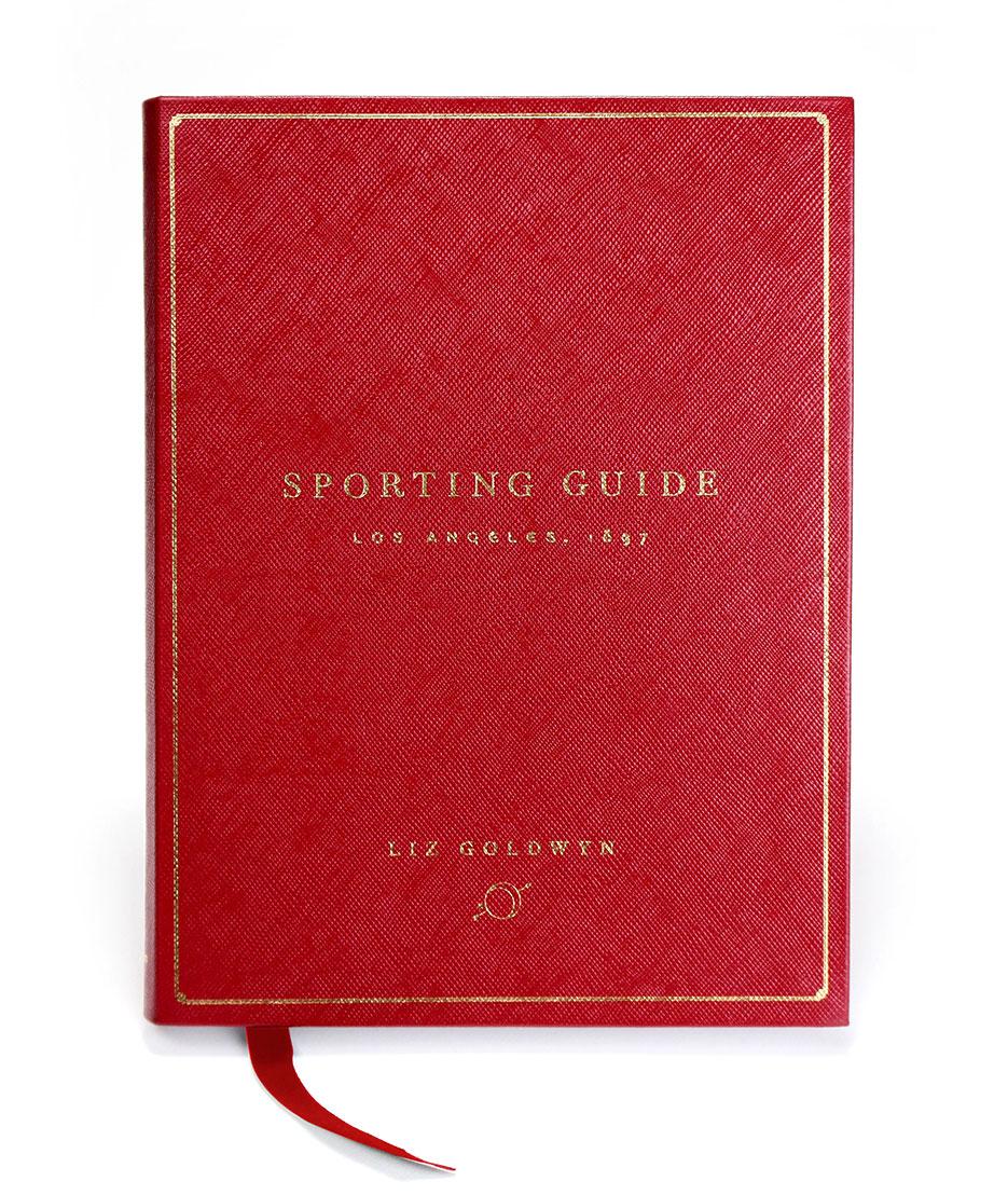 Liz Goldwyn's Sporting Guide | THE VIOLET FILES | @violetgrey