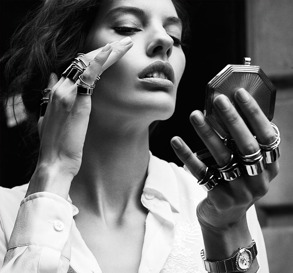 LESSONS ON HOW TO BEST USE CONCEALER from The Violet Files  |  Photography by Gregory Harris/Trunk Archive  |  #VioletGrey, The Industry's Beauty Edit